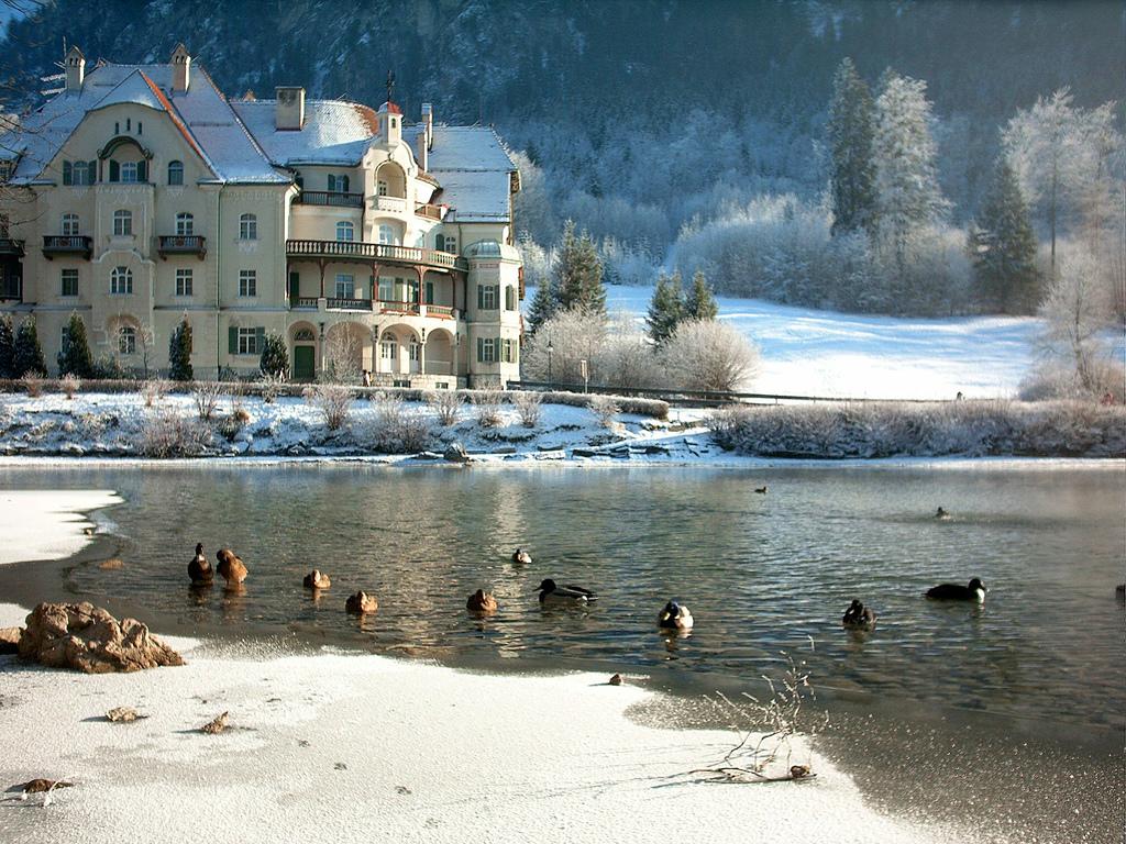 Hotel w górach.