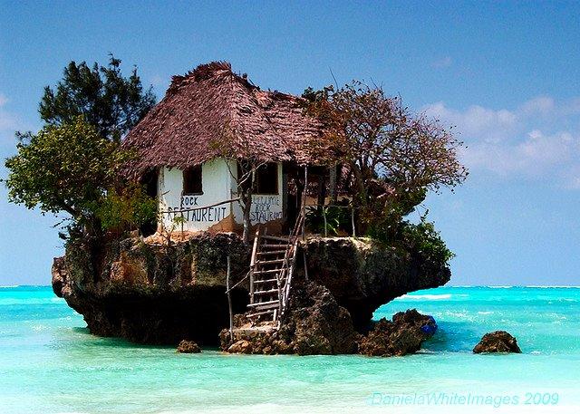 Rock Restaurant - Zanzibar