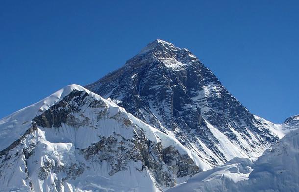 Mount Everest - najwyższa góra na świecie