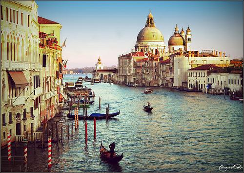 Walentynki w Wenecji
