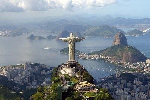 Rio de Janeiro w Brazylii