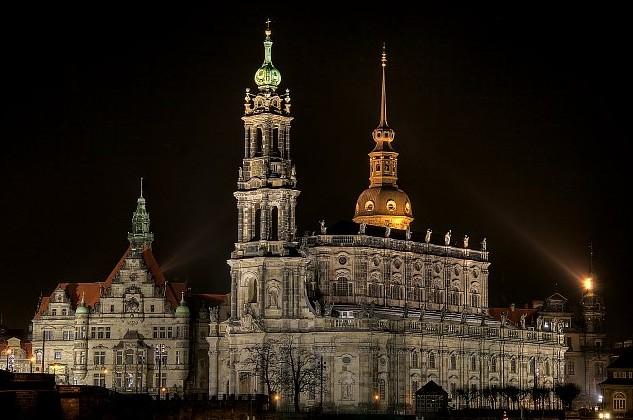Katedra św. Trójcy w Dreźnie
