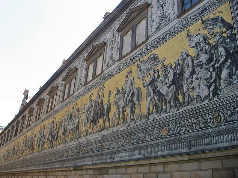 Orszak Książąt w Dreźnie
