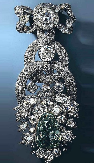Green dresden diamond