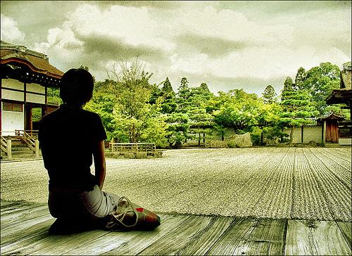 Japonia-medytacja