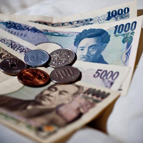Jen, japońska waluta.
