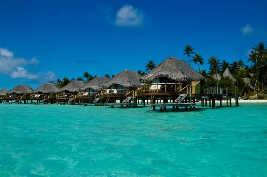 Wyspa Bora Bora