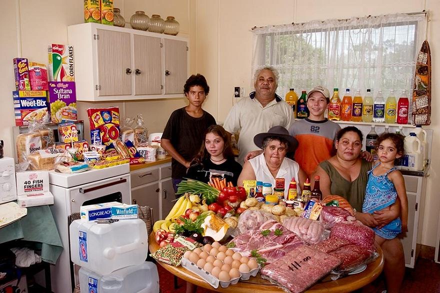 Rodzina z Riverview w Australii