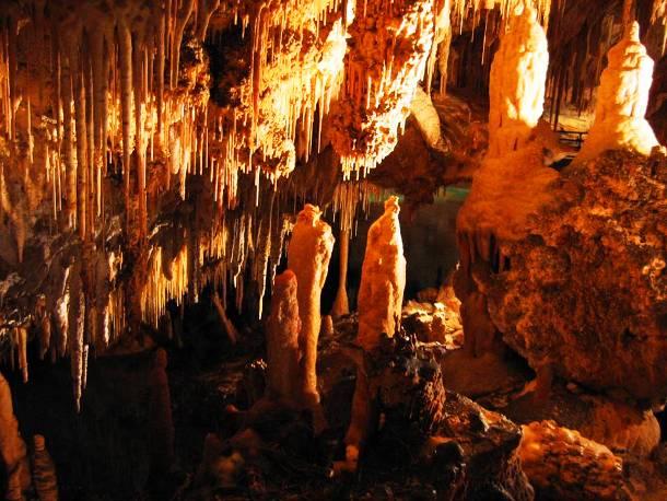 Jaskinia Fantasy w Nowej Zelandii